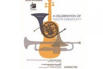 Celebration of Youth Creativity: Gozitan & German musicians in concert