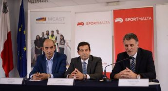 MCAST and SportMalta launch new course for volunteers in sports