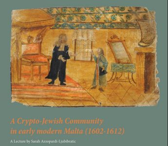 Public lecture: A Crypto-Jewish Community in early modern Malta