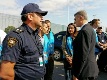 European Border and Coast Guard Agency launched in Bulgaria
