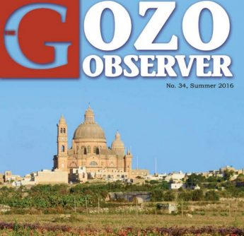 Latest publication of the Gozo Observer now available