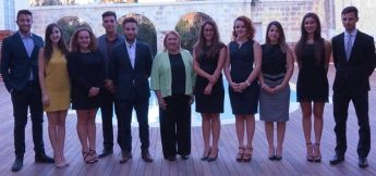 Gozo University Group discusses student's issues with the President