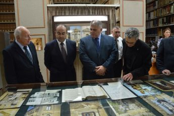 Gozo niches exhibition opened at the National Archives of Gozo