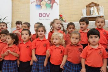 All schools start receiving their BOV Piggy Banks for L-Istrina