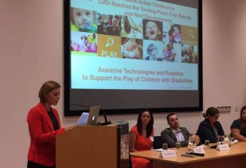 Government's committment for children with disabilities - Justyne Caruana