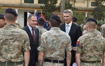 400 Maltese soldiers deployed on Frontex Missions in the last 3 years