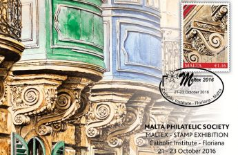 MaltaPost to Participate in Maltex Philatelic Exhibition 2016