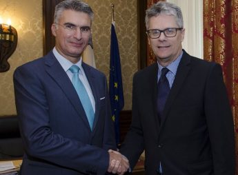 UK-Malta home affairs and defence to be strengthened - Minister