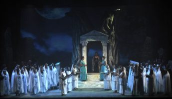 Thursday sees the start of opera weekend at Teatru Astra, Gozo