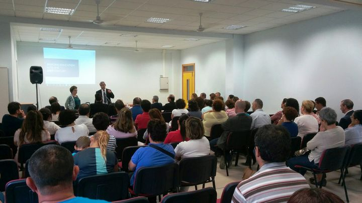 Education Minister attends consultation meeting on education in Gozo