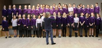 Putney High School Choir: JP2 Foundation's 10th anniversary concert