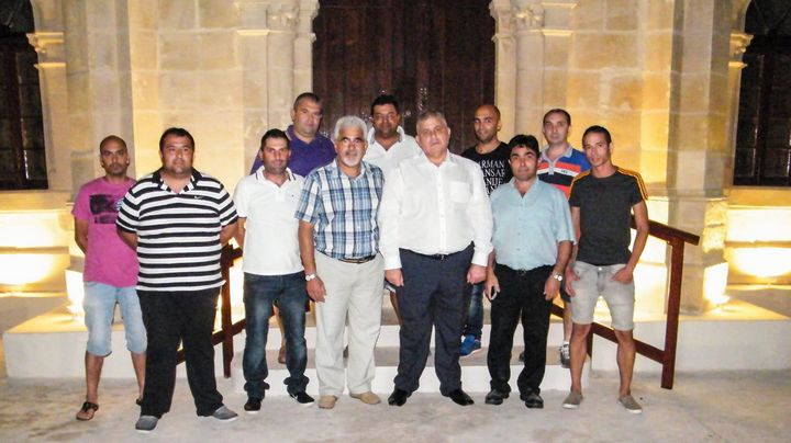 Gozo Minister visits completed restoration work of St Mary's Chapel