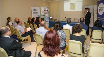 Seminar organised by the Gozo Business Chamber for SME Week
