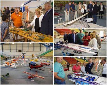 Gozitan scale modellers exhibition held in aid of the MCCF