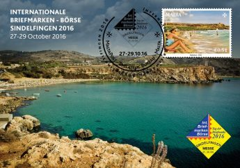 MaltaPost to participate in the Sindelfingen Stamp Fair in Germany