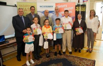 St Francis School Xaghra wins 7th edition of Batterina Campaign