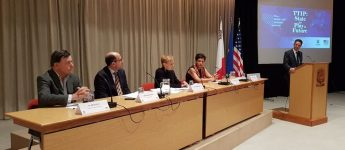 Discussion held on the state of play & pending issues tied to the TTIP