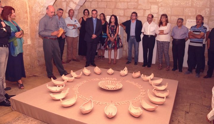 The Cusp of the Hands - Ceramics exhibition by Sina Farrugia Micallef