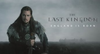 The Last Kingdom television series starts on GO Stars HD this month