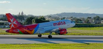 35% more passengers for Air Malta in August compared to 2017