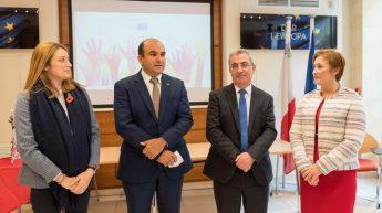 European Parliament Ambassador Schools Project launched in Malta