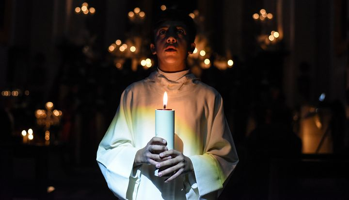 Schola Cantorum Jubilate's Carols by Candlelight in Gozo