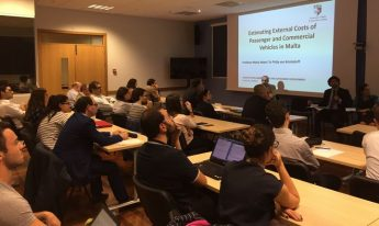 University's CCP discusses paths to low carbon economy in Malta