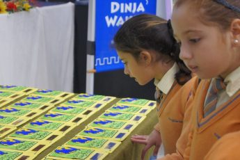Dinja Wahda 2016 prize-giving ceremony for 86 schools