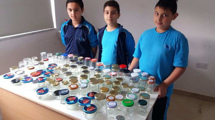 European Week for Waste Reduction in full swing at GC Middle School