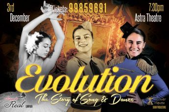 Evolution - The Story of Song and Dance at the Astra Theatre, Gozo
