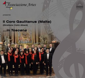 Concert-tour to Tuscany for Gozo's Gaulitanus Choir