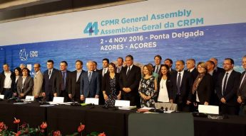 Minister for Gozo attends the CPMR in the Azores, Portugal