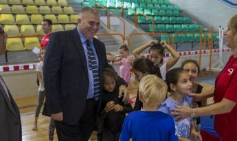 Record number of children participating in On the Move Gozo programme