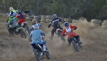 Yamaha Gozo Motocross Championship second round on Sunday