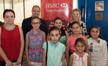HSBC Malta Foundation tailoring the future of Maltese lacework