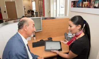 HSBC Malta offers customers free Wi-Fi in all its branches