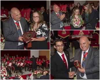 Jum ix-Xewkija celebrated with Awards presentation evening