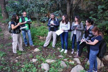BirdLife helps MCAST with field trips to promote outdoor education