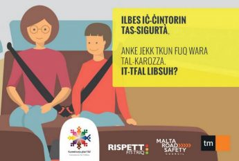 Child road safety campaign launched for Children's Day