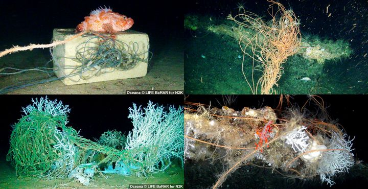 Littering problem discovered in deep sea around the Maltese Islands