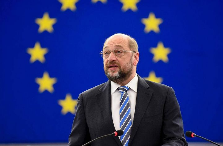 Martin Schulz on the result of the US Presidential elections