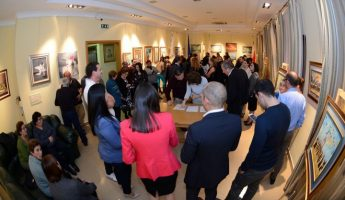 Collective exhibition in Nadur features 4 artists from Sicily