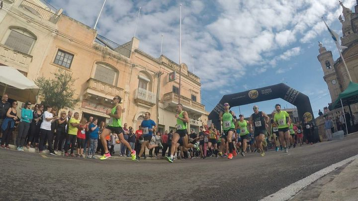 Join the Nadur 8K, keep fit and help raise funds for Puttinu Cares