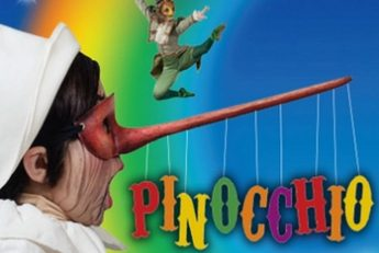 Pinocchio arrives in Gozo next Saturday at the Aurora Theatre