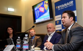 Ryanair celebrates its 10th anniversary in Malta with a seat sale