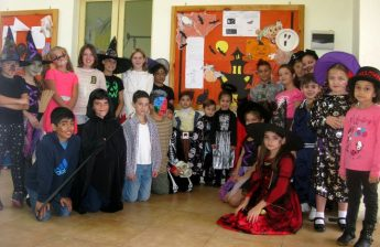 Adventures in maths skills for San Lawrenz Primary pupils - Hallowmaths