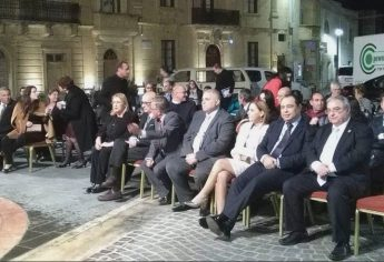 San Lawrenz square regeneration project inaugurated