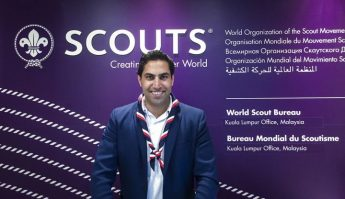 Ahmad Alhendawi is the next Secretary General of the WOSM