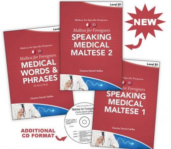 Maltese for Foreigners: Medical Maltese Addition