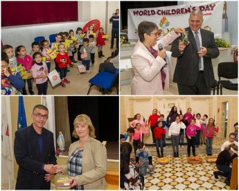World Children's Day celebrated in Gozo with Uniform Free Day